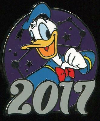 Disney Parks 2017 Mystery Constellations Collection Donald Disney Pin 119707