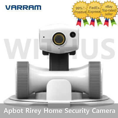 APPBOT RILEY Home Security CCTV IP Camera Robot WiFi Safety Movable IOS Android