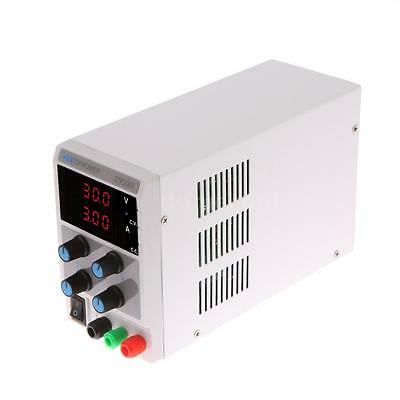 30V 3A Mini Variable Precision Adjustable LED Digital Regulated DC Power Supply