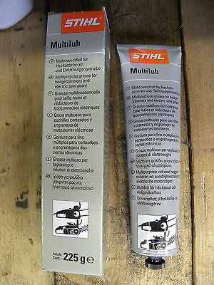 New Large Stihl Multiliub Multipurpose Grease 225G Free P/P