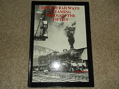 British Railways Steaming Through the Fifties: Vol 1 by Defiant Publications