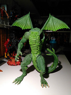 Marvel Legends Fin Fang Foom BAF Selten Rar