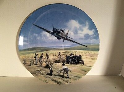 Royal Doulton. Hurricane Victory Pass. Heroes Of The Sky Collection.