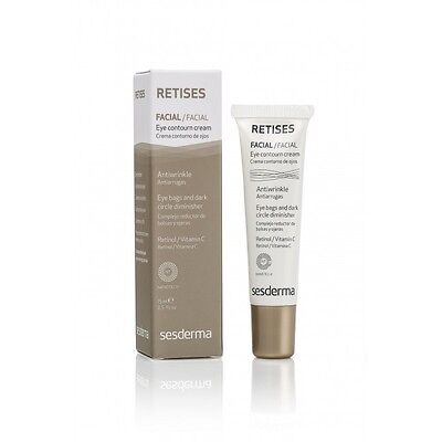 SESDERMA  RETISES 0,05% EYE CONTOUR ANTI-WRINKLE 15ML Anti Ageing