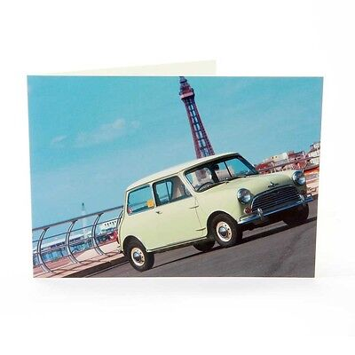 6 Pack of Greeting Cards With Classic Mini Designs