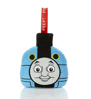 New Thomas The Tank Wash Pal Bath Toy Soft Towelling Fabric Fun Sponge