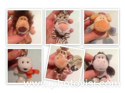 PORTACHIAVI NICI High Quality Natale Animals Gift Regalo. Vari soggetti.