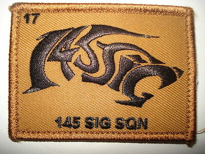 145 Signal Field Patch