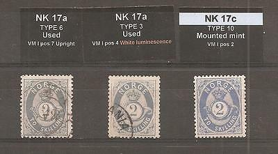 Norway stamps