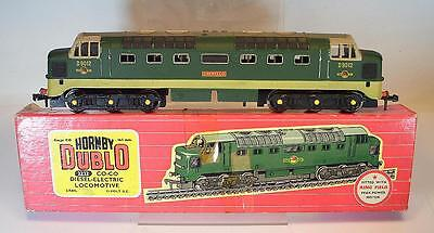 Hornby - Dublo 00 / H0 2232 Co-Co Diesel Electric Locomotive OVP #5180