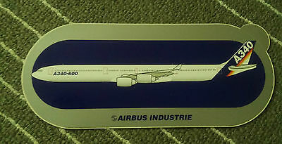Airbus Industrie Airlines Sticker