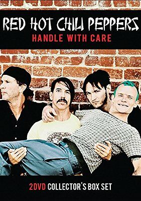 Red Hot Chili Peppers - Handle With Care (2DVD Collector's Box Set) [NTSC]