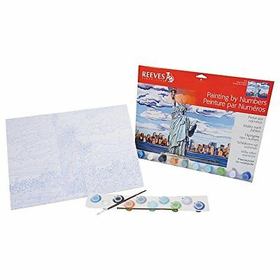 Reeves Paint by Numbers Statue of Liberty (Large)