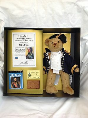 Rare Lord Nelson Deans Teddy Bear