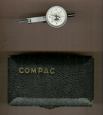Imperial (thous) dial test indicator  in original fitted box