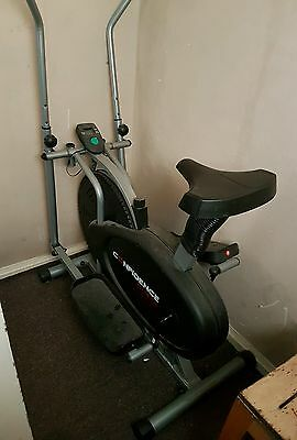 Elliptical Cross Trainer with on board computer