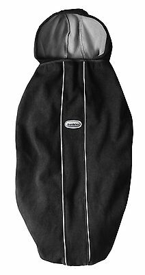 BABYBJRN Baby Bjorn Cover for Baby Carrier - City Black