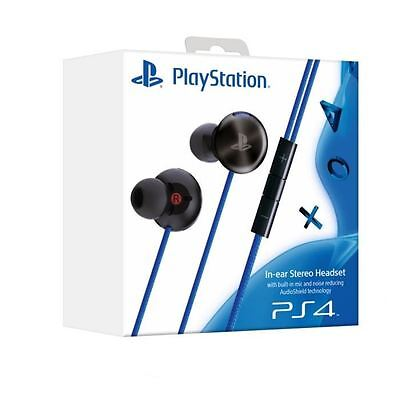 Écouteur SONY Intra-auriculaire PS4-PS Vita,smartphone, tablettes