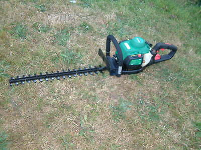 Petrol Hedge trimmer Qualcast 26cc,55cm...,
