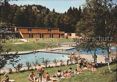 11701615 Stoos SZ Alpines Schwimmbad Stoos