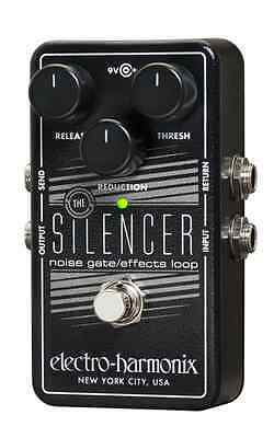 Electro-Harmonix Silencer Noise Gate/Effects Loop Pedal