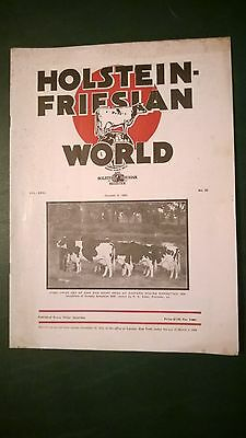 Holstein World 1934 Eastern States Expo Show + Carnation Farms & Mount Victoria