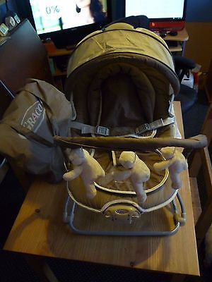 Graco Travel/portable Baby Bouncer/chair