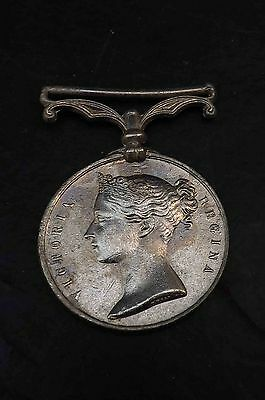 Victoria China  campaign medal