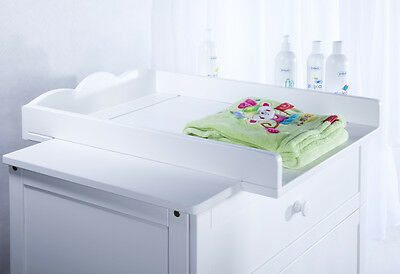 RADEK III Baby Chest of Drawers with Changing Table removeable unit 3 Drawers