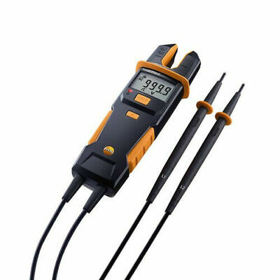 Testo 755-2 (0590 7552) Current/Voltage Meter with Phase Rotation