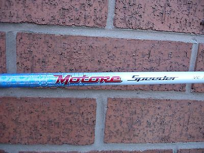 Taylormade M1 M2 Driver Shaft - New Fujikura Motore Speeder VC 7.3 Tour Spec X