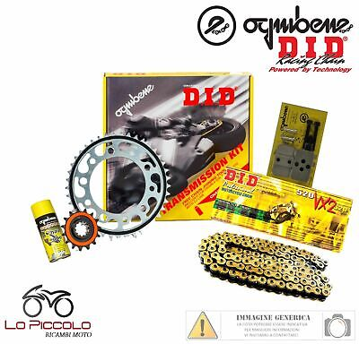 Kit Trasmissione Premium Did Catena Corona Pignone Ducati Monster 620 2002 2003