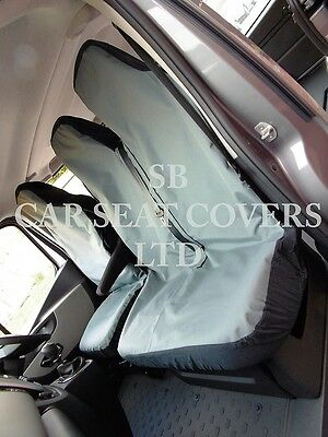 To Fit A Ford Transit Van, Protective Seat Covers, S / D £19.99