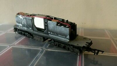 Bachmann OO Gauge Class 20 8 pin Replacement chassis DCC Ready weathered