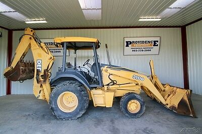 2004 John Deere 310G 4Wd Backhoe Loader Ready To Work With Only 1792 Hours!