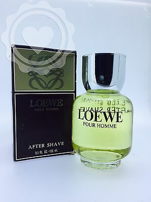 Loewe Pour Homme After Shave 150Ml Old Formula Nuevo