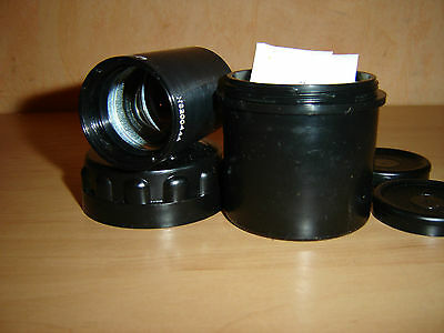 16KP-1.2/35  OKP1-35-1 Projector lens USSR camera F-1.2/ 35mm film