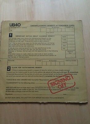 Ub40 Promises And Lies Vinyl Lp Album