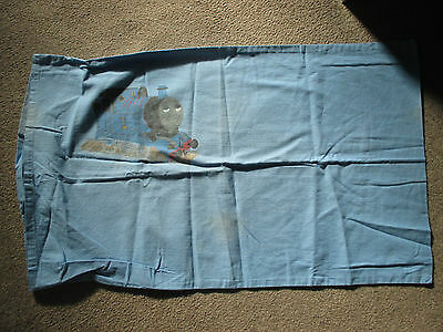 Vintage Thomas The Tank Engine Pillow Case