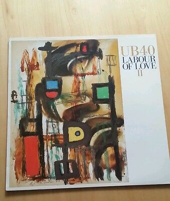 Ub40 Labour Of Love Ii Vinyl Lp Album
