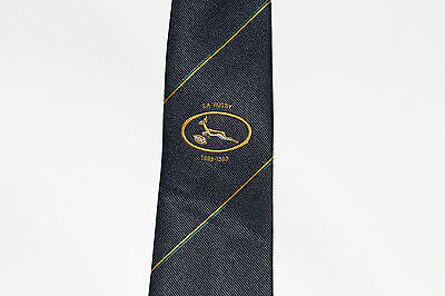 South Africa Rugby Union 1889-1989  Centenary Tie