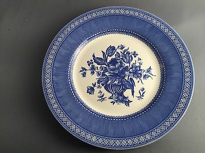 """Churchill Out of the Blue 10,3/4"""" Dinner Plate (A)"""