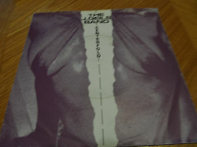 the j.geils band 7in record centerfold