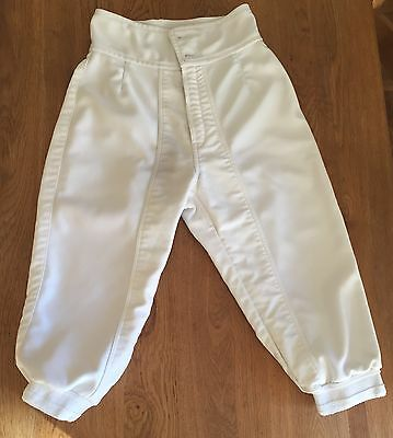 ** Fencing Breeches ** Left Hand Leon Paul 30""