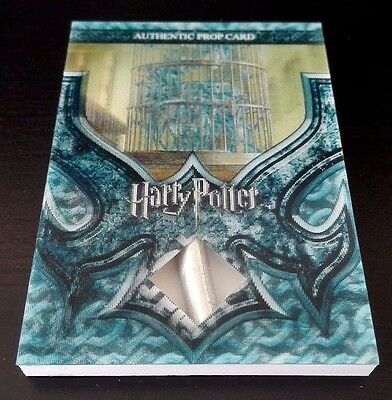 Harry Potter 3D 2nd Edition - Prop Ci1 - Pixie Cage - Case Incentive 009/310