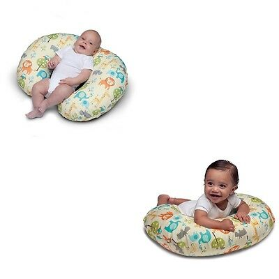 BOPPY nursing/breastfeeding cushion,baby support,2 pillow cases THE BEST PADDED