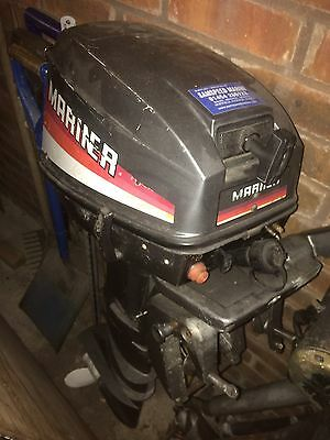 6hp mariner outboard