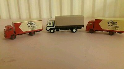 Wiking 'ho' 6 Wheeled Truck - Unboxed