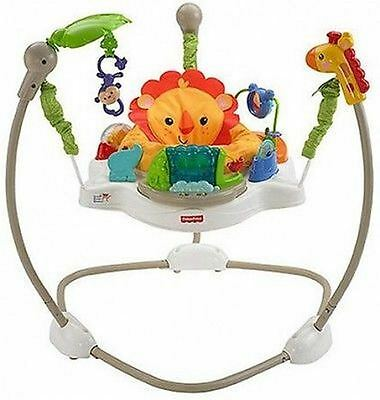 Fisher-Price Jumperoo - Rainforest Friends (FREE SHIPPING!!)