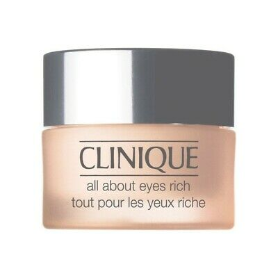 CLINIQUE All About Eyes Ricrema Augen Kontur creme 15 Ml